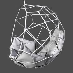 3ds max globe hanging chair - Globe hanging chair 02... by btbt #HangingChair