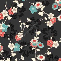 Tissus patchwork coton japonais Makower en vente dans notre boutique en ligne
