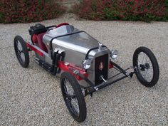 construction pics 1924 cyclekart great britain : CycleKart Tech Forum : CycleKart Forum : The CycleKart Club