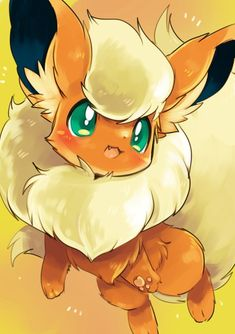 Extremely Cute Flareon