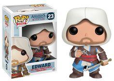 Pop! Games: Assassin's Creed - Edward | Funko