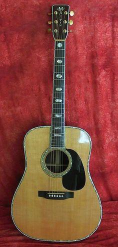 Martin 1984 D-45 Acoustic Musical Design Project Info: MaritimeVintage.com