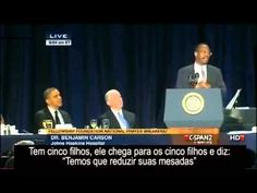 A ditadura do Politicamente Correto - O maravilhoso discurso do Doutor Benjamin Carson. SENSACIONAL!