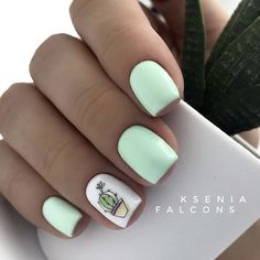 115 pretty nails shine on your fingertips to give you a cool summer . - 115 pretty nails shine on your fingertips to offer you a cool summer Arma … – spring nails – # - Summer Acrylic Nails, Best Acrylic Nails, Acrylic Nail Designs, Dream Nails, Nagel Gel, Stylish Nails, Perfect Nails, Gel Nails, Coffin Nails