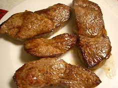 Pan fried steak! Lauren's Latest » Steak: its a beautiful thing! This was worth pinning, just to read her descriptions! Funny girl!