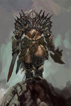 Barbarian | Diablo 3