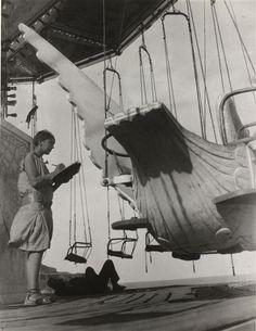 Florence Henri – Carrousel, 1928