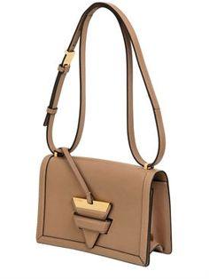 loewe - women - shoulder bags - barcelona leather shoulder bag