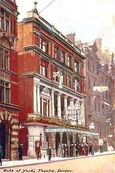 Duke of Yorks Theatre, London