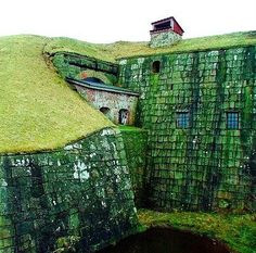 Ancient Fortress - Halland, Sweden
