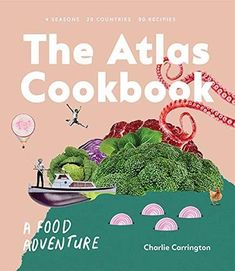 Review :The Atlas Cookbook