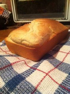 Pan de arroz (sin gluten) Rice Bread, Pan Bread, Tortas Light, Food Network Recipes, Cooking Recipes, Gluten Free Pastry, Pan Dulce, Bread Machine Recipes, Sem Lactose