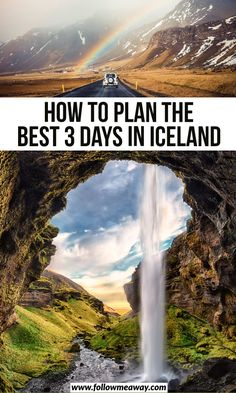 How To Plan The Best 3 Days In Iceland | how to spend 3 days in iceland | where to go in iceland | iceland travel tips | travel guide for iceland | bucket list locations in iceland | hiking in iceland | travel like a pro in iceland | best things to do in iceland | icealnd road trip itinerary | cutest places to see in iceland | don't make these mistakes in iceland | don't miss these key spots on your iceland vacation | spending a weekend in iceland | iceland water fall locations | best spots…