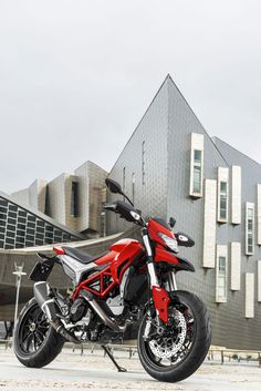 Ducati 2013 Hypermotard and Hypermotard SP