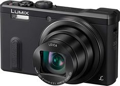 2019 NEW Panasonic Compact Digital Camera Lumix Black from japan Leica, 35mm Camera, Best Camera, Camara Canon Powershot, Wi Fi, Best Holiday Deals, Panasonic Camera, Video 4k, Digital Cameras