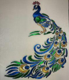 Şahaser... Tavus kuşu filografi