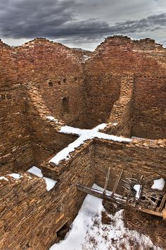 Chaco Canyon,Snow Cross g,New Mexico !!!| Flickr - Photo Sharing!