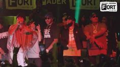 Video: Mike Will Made-It, Future, Rae Sremmurd, Riff Raff & Two-9 at FADER Fort