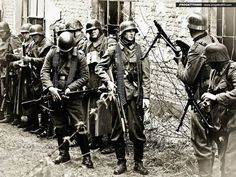 1942 - The Wehrmacht in Stalingrad, the Ostfront (Eastern Front).