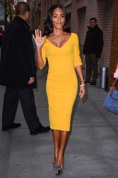 Best Dressed Celebs Of The Week - Jada Pinkett Smith
