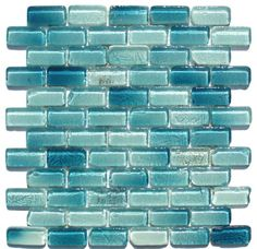Crystal glass mosaic serie - Beach Style - I need this Beach Cottage Style, Beach Cottage Decor, Coastal Cottage, Coastal Style, Coastal Decor, Modern Coastal, Coastal Furniture, Cottage Living, Coastal Living