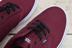 vans atwood canvas bordeaux