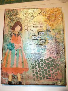 Primitive Seasons - She Art