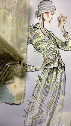 #Armani: The Genesis of a Dress