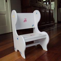 Kiddies Chair Woodworking Plan by Paul McHugh