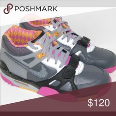 e27b3b77f31a Nike Air Trainer lll PRM QS Bo Knows Horse Racing Worn used for photo shoot.  Without Box Nike Shoes Sneakers