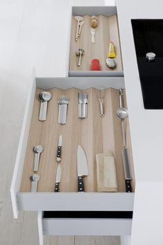 bulthaup drawer units www.bulthaupsf.com #bulthaup #kitchen #design