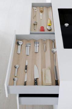 #bulthaup drawer units