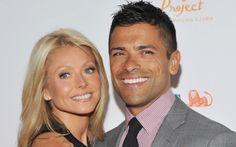 Kelly Ripa and Mark Consuelos-----------married 17 yrs