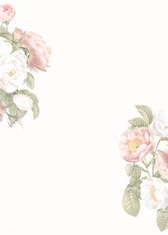 Elegant floral frame design vector | premium image by rawpixel.com / Donlaya / manotang