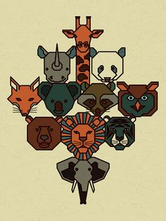 Zoo vector image art
