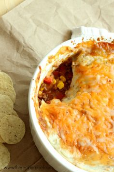 Mexican Shepherd's Pie: spicy taco beef, salsa and corn topped with ...