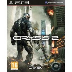 Crysis 2 II Game PS3 | http://gamesactions.com shares #new #latest #videogames #games for #pc #psp #ps3 #wii #xbox #nintendo #3ds