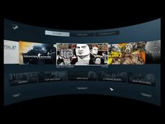 How to turn on SteamVR mode #vr #virtualreality #virtual reality
