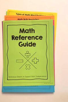 Math Resources, Math Activities, Math Games, Math Classroom, Math Math, Maths, Math Fractions, Classroom Ideas, Math Reference Sheet