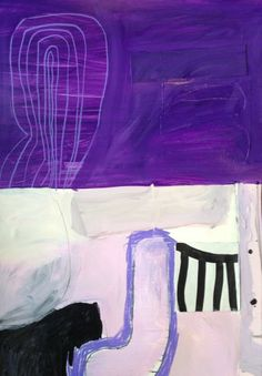Friends in Purple by Sarah Boyts Yoder