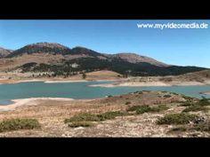▶ Limni Pigon and Metsovo, #Epirus - #Greece HD #Travel #video