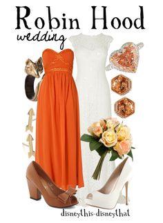 Robin Hood Wedding