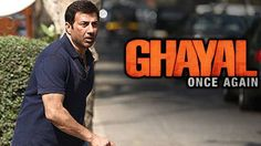5 Things To Await Sunny Deol's 'Ghayal Once Again' Release