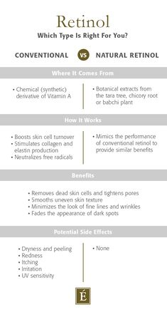 If you're ready to add retinol to your skin care routine but prefer to keep things natural, you've come to the right place. Read on for our guide to retinol in skin care and how to incorporate a natural alternative into your routine. Oily Skin Care, Face Skin Care, Skin Care Regimen, Anti Aging Skin Care, Skin Care Tips, Dry Skin, Skin Tips, Organic Skin Care, Natural Skin Care