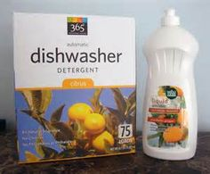 picture of Whole Foods 365 Dishwasher Detergent & Dish Soap Whole Foods 365, Whole Foods Market, Whole Food Recipes, Dishwasher Tablets, Dishwasher Detergent, Soap Images, Detox Your Home, Cleaning Supplies, Cleaning Products