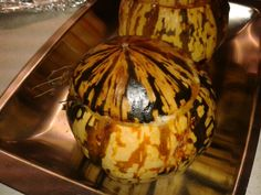 leek and cheese stuffed squashes!! (food to die for!!) :)