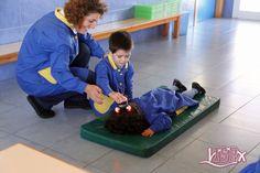 P3 #InfantilISP. La relajación ayuda a la confianza en uno mismo, la memoria y la concentración, mejorando la calidad del aprendizaje.  www.colegiosisp.com