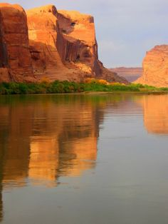 Colorado River; Moab, Utah.  Camped around here last June. Absolutely perfect! The night sky was unbelievable.