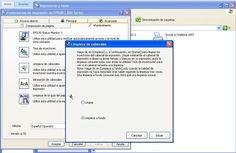Hacer limpieza de cabezales a fondo en impresoras Epson | es.Rellenado Monitor, Epson, Blog, Step By Step Instructions, Trapper Keeper, Cleaning, Printers, Blogging
