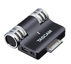 Wishlist! Alfred Music Publishing | Tascam iM2 Stereo Mic for all Apple iOS Products | Accessories $99.99